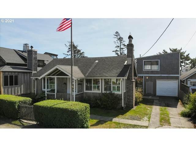 155 W Jefferson St, Cannon Beach, OR 97110 (MLS #21298827) :: Triple Oaks Realty