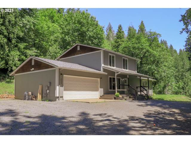 28280 S Moonridge Rd, Colton, OR 97017 (MLS #21298869) :: Next Home Realty Connection