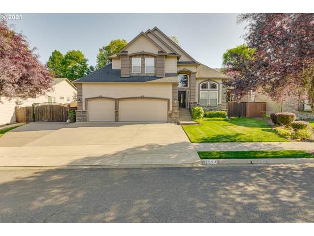 1554 NW 33RD Way, Camas, WA 98607 (MLS #21298889) :: Next Home Realty Connection