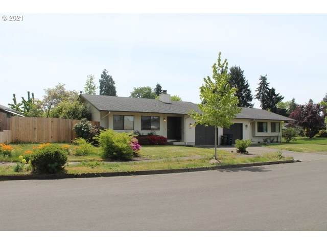 1295 W Olympic St, Springfield, OR 97477 (MLS #21298951) :: McKillion Real Estate Group