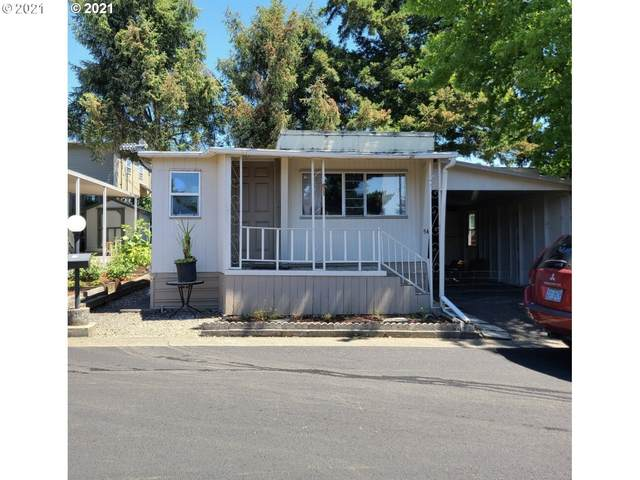 3500 SE Concord Rd #54, Milwaukie, OR 97267 (MLS #21299317) :: The Pacific Group