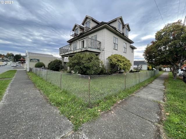 606 Maple, Myrtle Point, OR 97458 (MLS #21299433) :: Holdhusen Real Estate Group