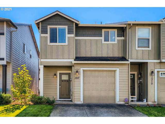 1317 NE 83RD Dr, Vancouver, WA 98665 (MLS #21299675) :: Premiere Property Group LLC