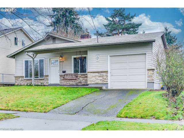 6916 N Mears St, Portland, OR 97203 (MLS #21299958) :: Townsend Jarvis Group Real Estate
