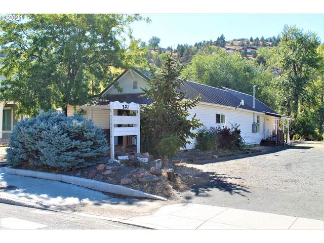 237 S Canyon Blvd, John Day, OR 97845 (MLS #21300113) :: Keller Williams Portland Central