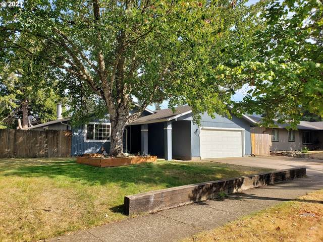 687 64TH St, Springfield, OR 97478 (MLS #21300134) :: Coho Realty