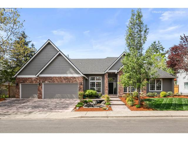 28667 SW Cascade Loop, Wilsonville, OR 97070 (MLS #21300515) :: Premiere Property Group LLC
