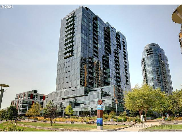 841 S Gaines St #1100, Portland, OR 97239 (MLS #21300762) :: Gustavo Group