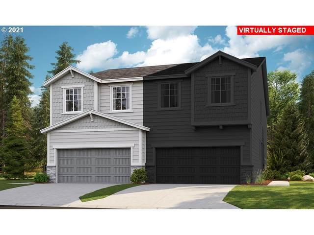 3114 N Pioneer Canyon Dr, Ridgefield, WA 98642 (MLS #21300817) :: Townsend Jarvis Group Real Estate