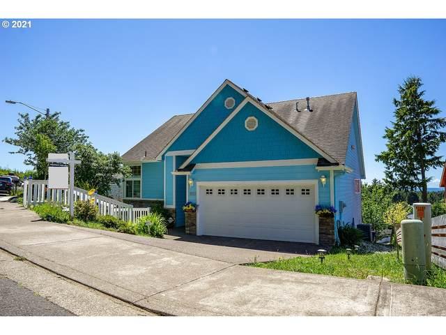 1803 SE Oar Dr, Lincoln City, OR 97367 (MLS #21300964) :: Holdhusen Real Estate Group