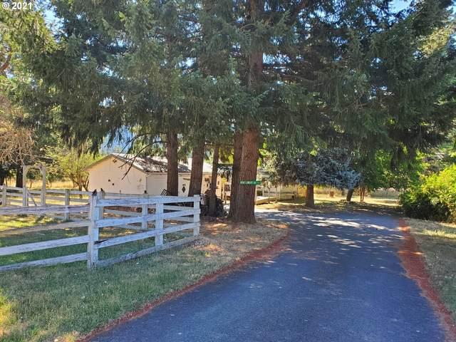 102 Forty-Niner Ln, Glendale, OR 97442 (MLS #21301136) :: Premiere Property Group LLC