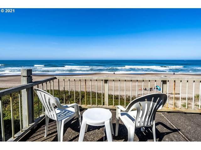 4175 N Hwy 101, Depoe Bay, OR 97341 (MLS #21301726) :: Beach Loop Realty