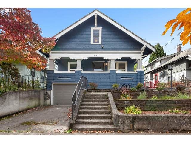 1837 SE 41ST Ave, Portland, OR 97214 (MLS #21301745) :: Real Tour Property Group