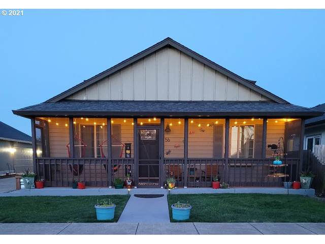 56 Almond Way, Creswell, OR 97426 (MLS #21302303) :: Coho Realty
