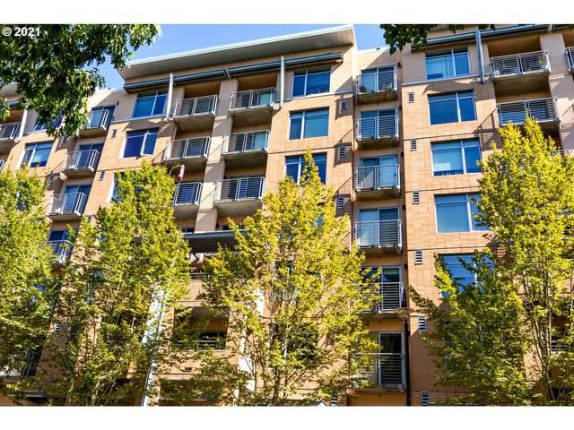 701 Columbia St #609, Vancouver, WA 98660 (MLS #21302336) :: Premiere Property Group LLC