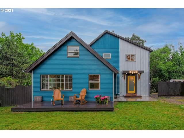 5331 NE Simpson St, Portland, OR 97218 (MLS #21302441) :: Premiere Property Group LLC