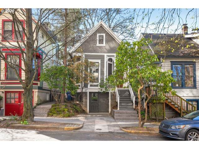 1511 SW 17TH Ave, Portland, OR 97201 (MLS #21302462) :: The Pacific Group