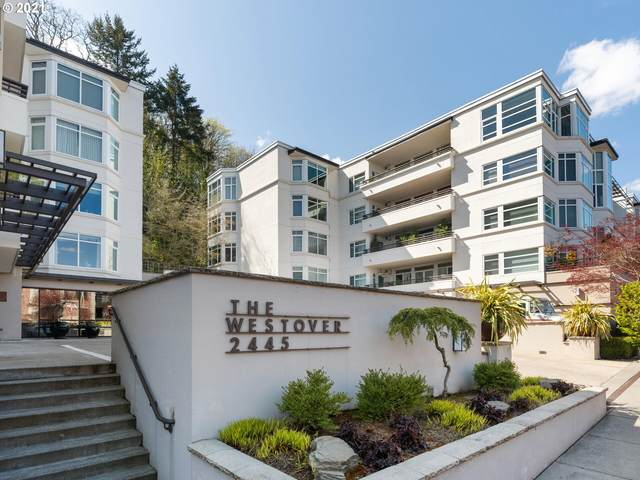 2445 NW Westover Rd #218, Portland, OR 97210 (MLS #21302518) :: Gustavo Group