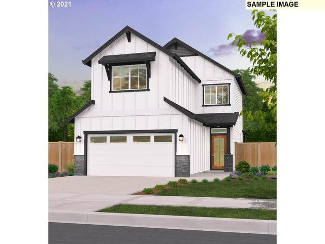 S Sockeye Dr, Ridgefield, WA 98642 (MLS #21302743) :: Song Real Estate