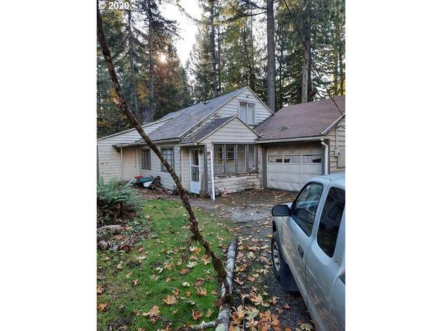 23595 E Lolo Pass Rd, Rhododendron, OR 97049 (MLS #21303164) :: Premiere Property Group LLC