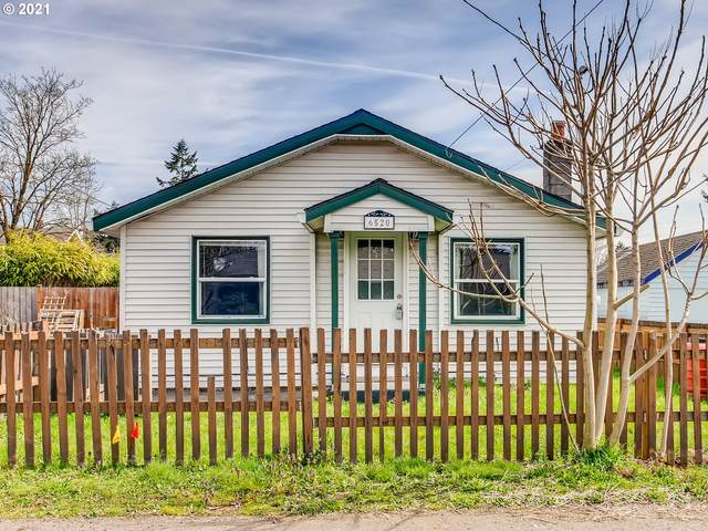 6520 SE 74TH Ave, Portland, OR 97206 (MLS #21303340) :: Real Tour Property Group