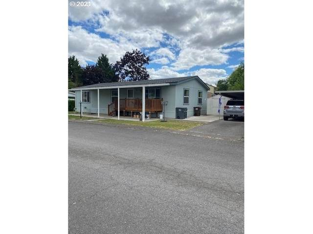 2681 SE River Rd #2, Hillsboro, OR 97123 (MLS #21303597) :: Keller Williams Portland Central