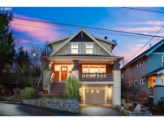 2939 SW Custer St, Portland, OR 97219 (MLS #21303718) :: Coho Realty
