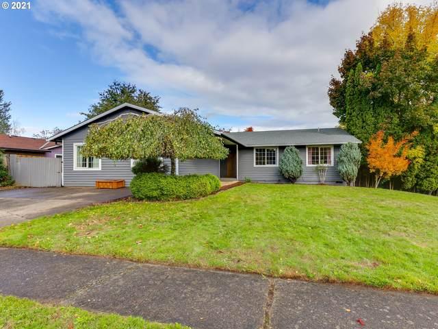 3189 SE 5TH St, Gresham, OR 97080 (MLS #21303880) :: Brantley Christianson Real Estate