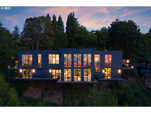 1017 SW Rivington Dr, Portland, OR 97201 (MLS #21303939) :: Real Estate by Wesley