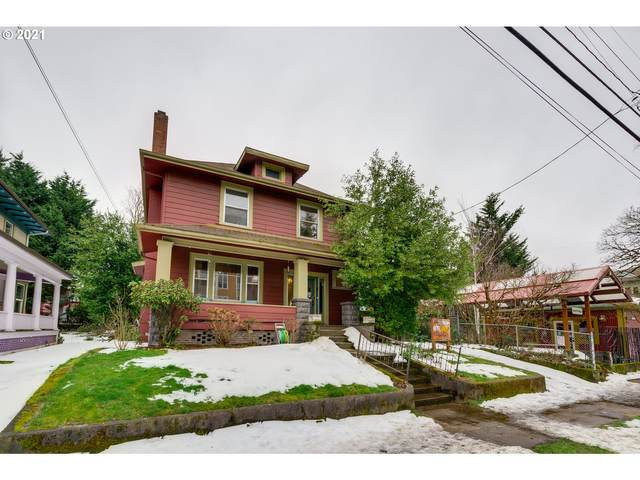 1614 NE Alberta St, Portland, OR 97211 (MLS #21304022) :: Premiere Property Group LLC