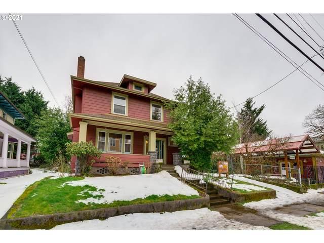 1614 NE Alberta St, Portland, OR 97211 (MLS #21304022) :: Real Tour Property Group