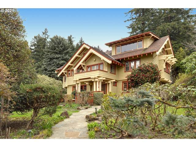 6213 SE Main St, Portland, OR 97215 (MLS #21304076) :: The Haas Real Estate Team