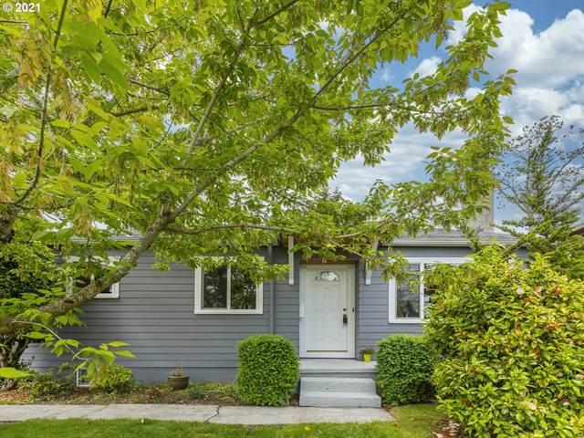 205 NE 73RD Ave, Portland, OR 97213 (MLS #21304089) :: McKillion Real Estate Group