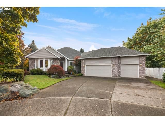 11044 NW Karey Ct, Portland, OR 97229 (MLS #21304269) :: Premiere Property Group LLC