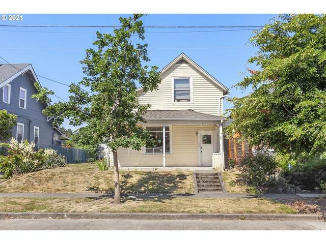 3611 SE 15TH Ave, Portland, OR 97202 (MLS #21304491) :: Gustavo Group