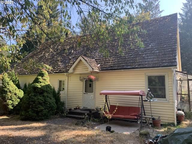 20220 SE Forest Fern Dr, Sandy, OR 97055 (MLS #21304573) :: Fox Real Estate Group