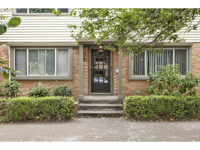 1415 NE 21ST Ave #10, Portland, OR 97232 (MLS #21304730) :: Cano Real Estate