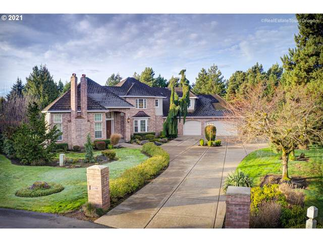 14260 NW Linmere Ln, Portland, OR 97229 (MLS #21304878) :: Next Home Realty Connection