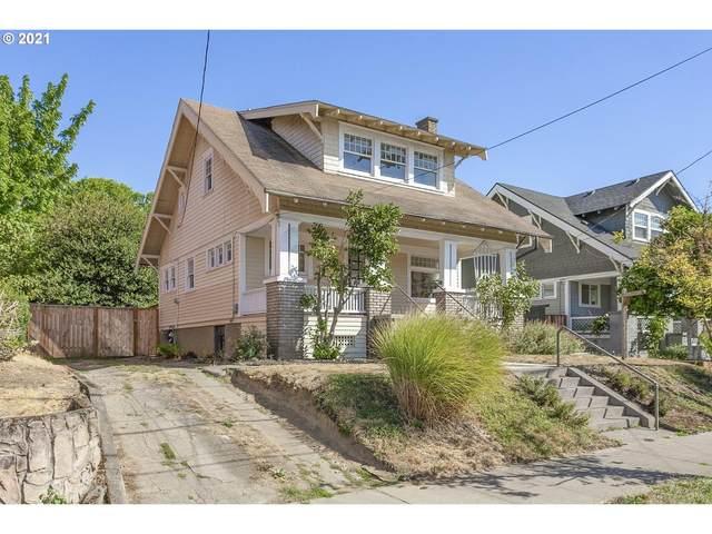 1014 NE 31ST Ave, Portland, OR 97232 (MLS #21304897) :: Holdhusen Real Estate Group