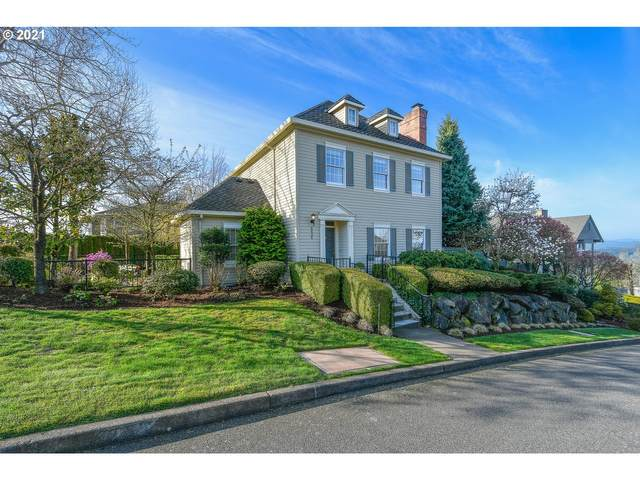 8636 NW Hazeltine St, Portland, OR 97229 (MLS #21305011) :: The Pacific Group