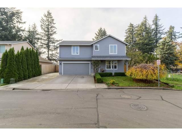1409 SE 180TH Way, Portland, OR 97233 (MLS #21305036) :: Premiere Property Group LLC