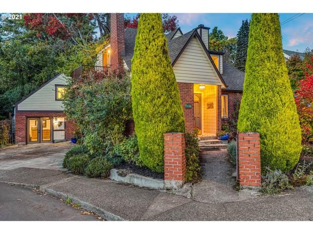 6303 SE Morrison St, Portland, OR 97215 (MLS #21305368) :: Brantley Christianson Real Estate