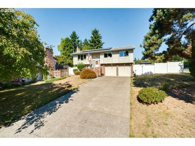 5573 SE Beckman Ter, Milwaukie, OR 97222 (MLS #21305456) :: Fox Real Estate Group