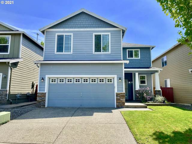 3921 SE 191ST Ave, Vancouver, WA 98683 (MLS #21305504) :: Change Realty