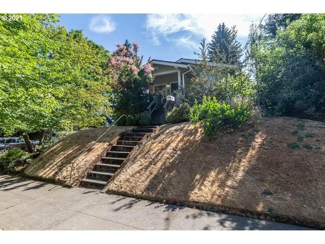 124 NE 65TH Ave, Portland, OR 97213 (MLS #21305593) :: Beach Loop Realty