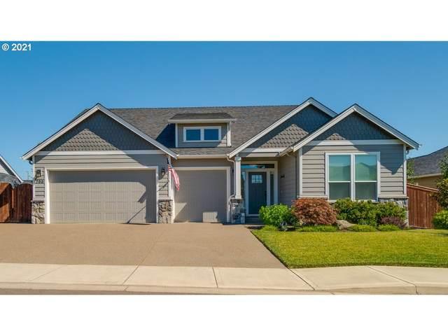753 E Mckinley St, Carlton, OR 97111 (MLS #21305651) :: McKillion Real Estate Group