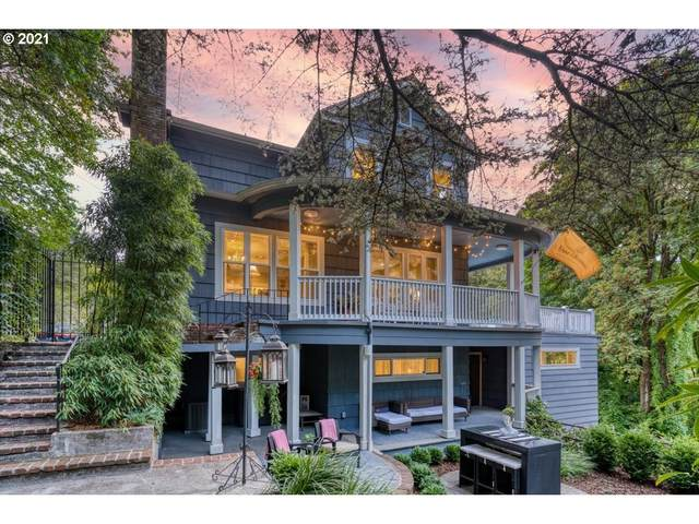 2233 SW Market Street Dr, Portland, OR 97201 (MLS #21305688) :: The Pacific Group