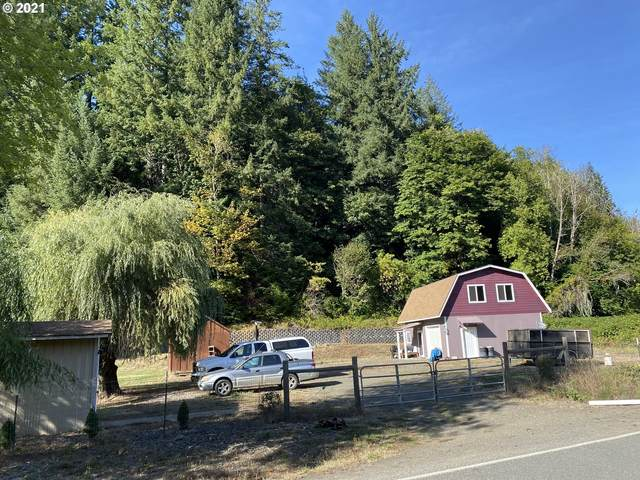 17316 Nonpareil Rd, Sutherlin, OR 97479 (MLS #21305919) :: Townsend Jarvis Group Real Estate