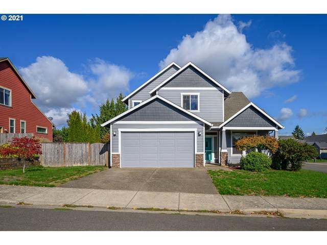 530 E Washington St, Carlton, OR 97111 (MLS #21306219) :: Fox Real Estate Group