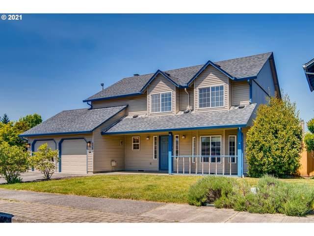 5306 NE 101ST St, Vancouver, WA 98686 (MLS #21306576) :: Real Tour Property Group